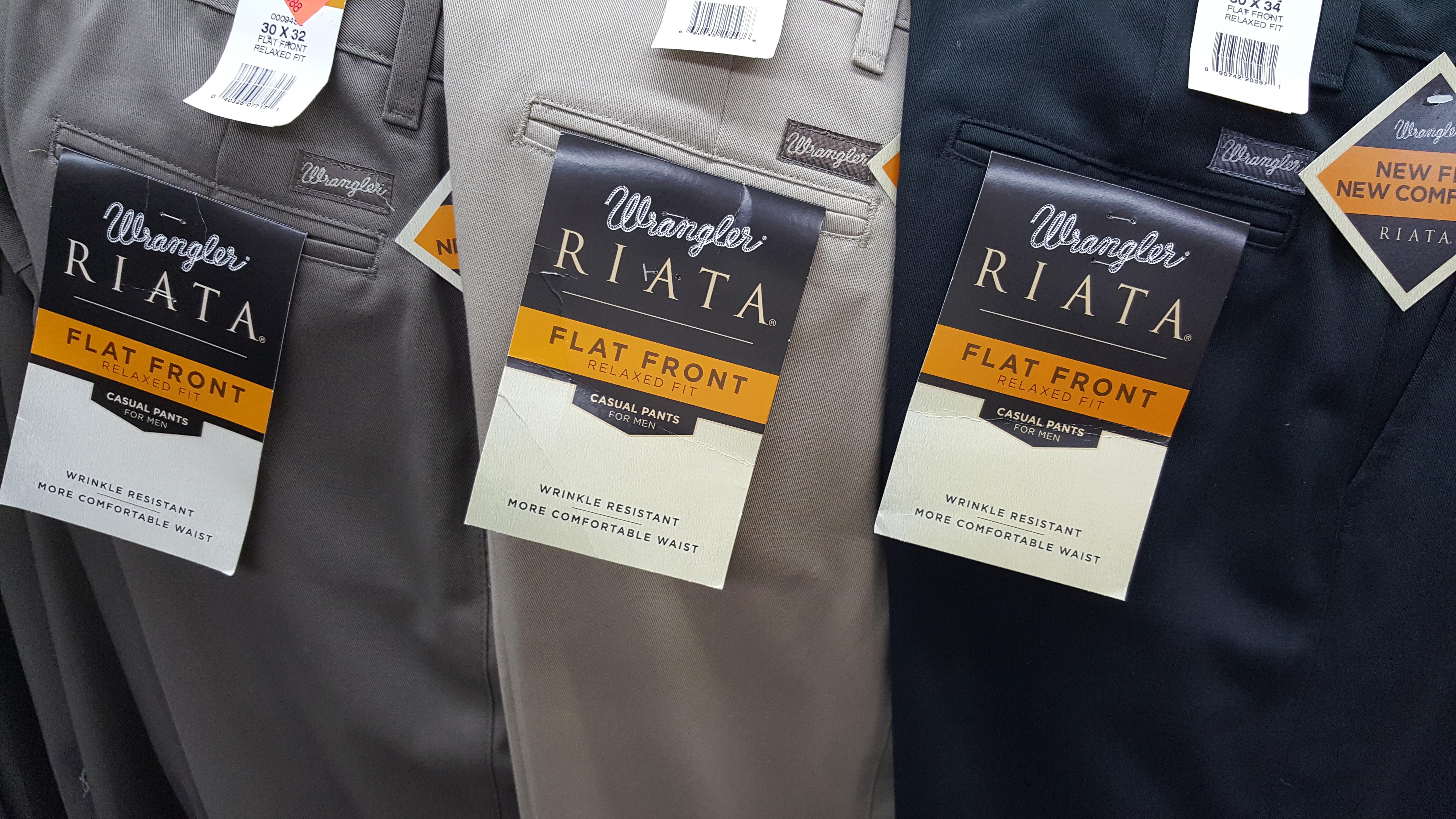 f33b85de Men's Wrangler Dress Pants in Western Wear – Callahan's General Store