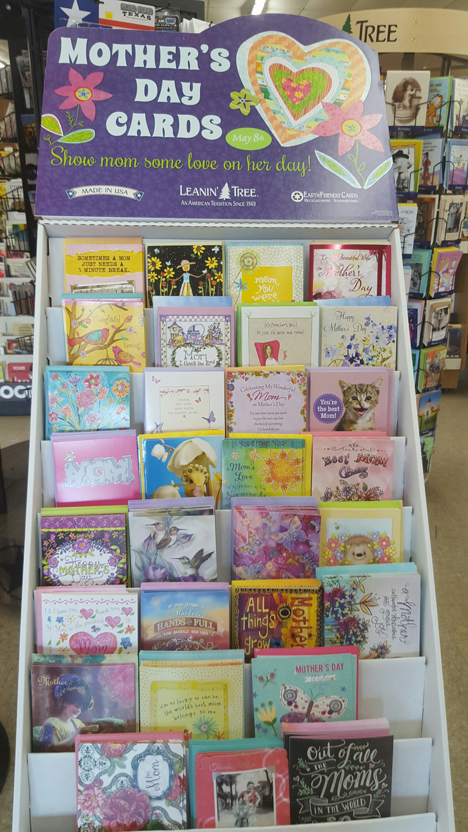 Get Your Mother S Day Card Here At Callahan S Callahan 39 S