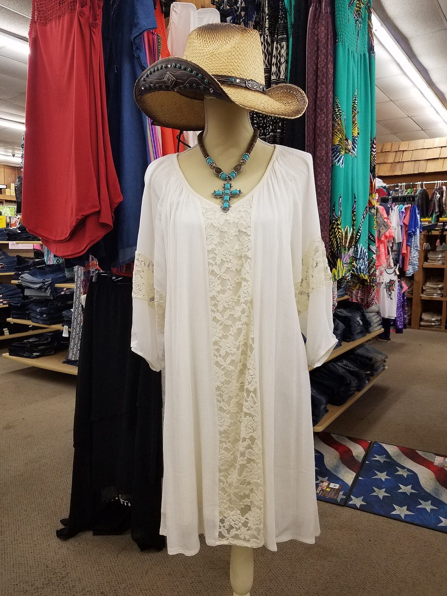 Western clothing store